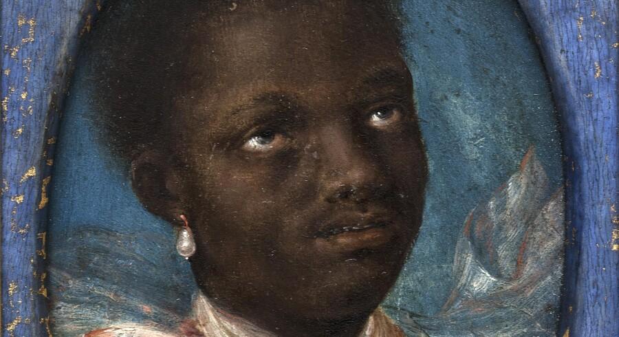 »Hoved af en afrikaner« af hollandske Karel van Mander III (1610-1670). Et af de malerier på Statens Museum for Kunst, som nu har skiftet navn.