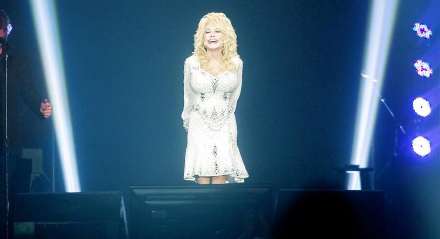 Dolly Parton, koncert i ForumDolly Parton, koncert i Forum