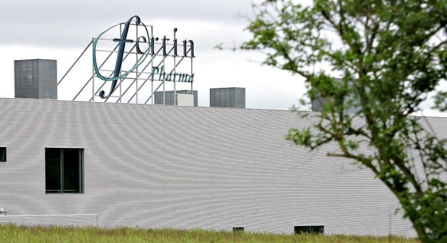 Virksomheden Fertin Pharma A/S i Vejle