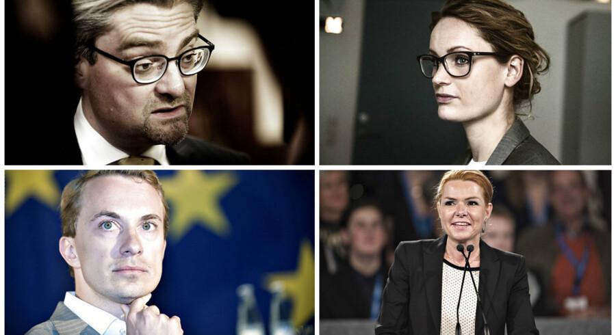 En nylig analyse, som Infomedia har lavet for DR Detektor af de danske mediers dækning af EU-afstemningen om retsforbeholdet, viser, at op mod 15 pct. af omtalerne af EU-afstemningen indeholder anklager om, at den anden part fører netop skræmmekampagne.
