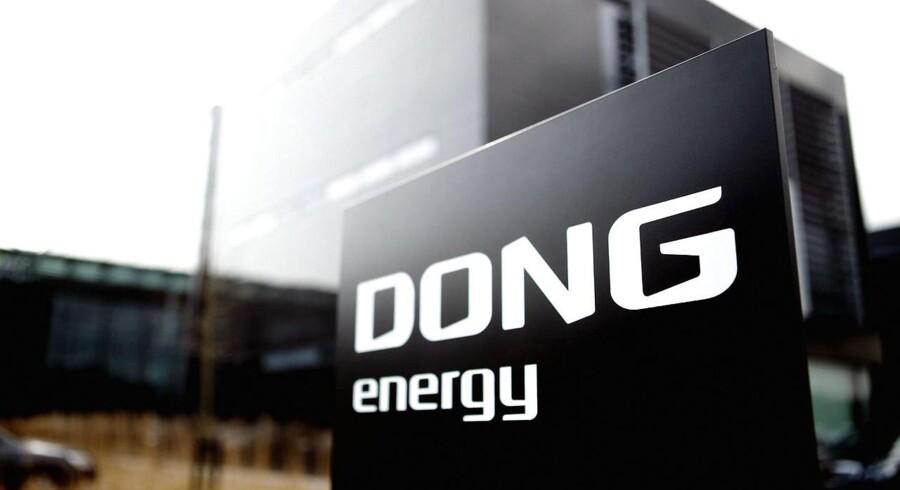 Det bliver Dong Energy, der skal levere møllerne til to hollandske havvindmølleparker, som har været i udbud i over et år. (Foto: Erik Refner)