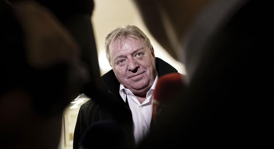 Dansk Folkepartis transportordfører Kim Christiansen.