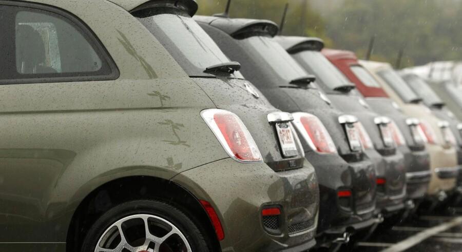 Central- og Østeuropa er begyndt at producere dyre biler. Polen producerer blandt andet den nyindrettede og chikke bybil, Fiat 500