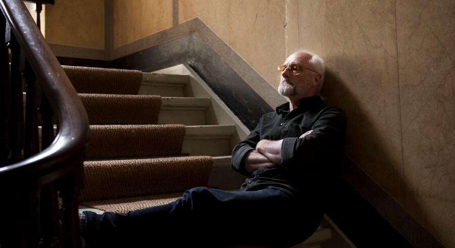 """Sangeren Allan Olsen, som i næste uge udgiver sit nye album """"Hudsult""""."""