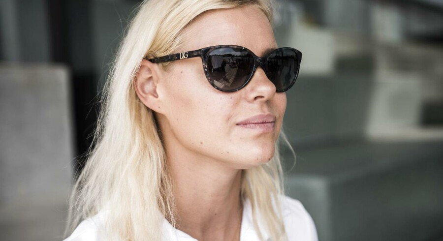 De danske svømmere kører på hjemmebanestemning og lykkefølelse, siger Pernille Blume forud for EM-finaler. (Foto: Ida Marie Odgaard/Scanpix 2017)