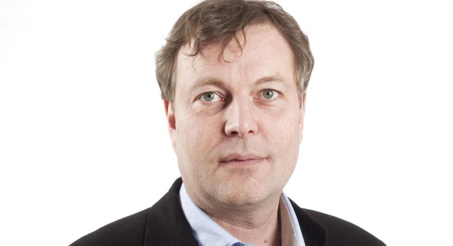 Berlingske Business', Lars Erik Skovgaard.