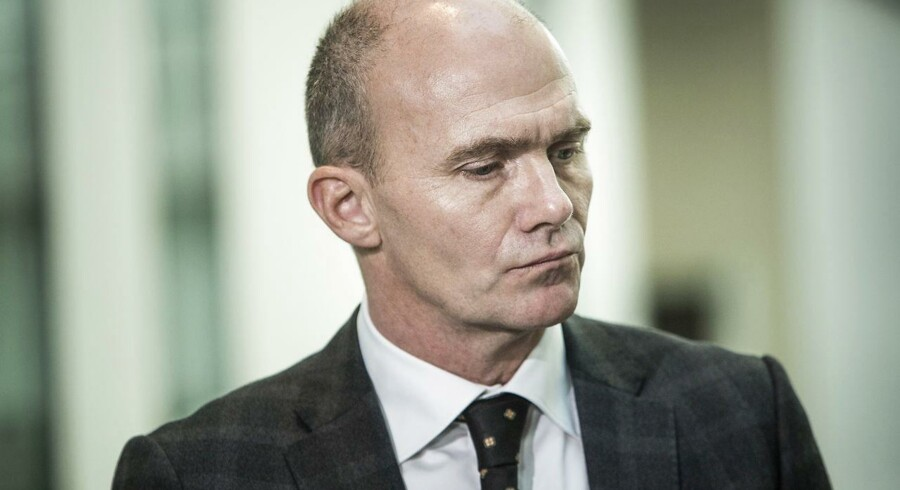 Viceadm. direktør Kim Graugaard, DI.