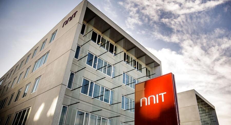 Virksomheden NNIT er født ud af Novo-gruppen.