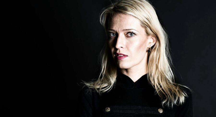 Sarah Engell er nomineret til Læsernes Bogpris for sin bog '21 Måder at Dø'.