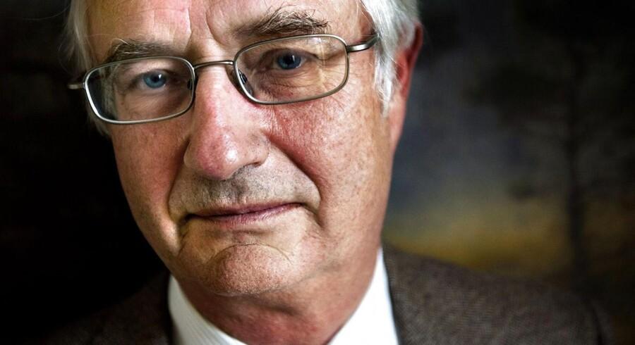 Arkivfoto. Sverker Martin-Löf er blevet tvunget til at trække sig efter en omfattende skandale.