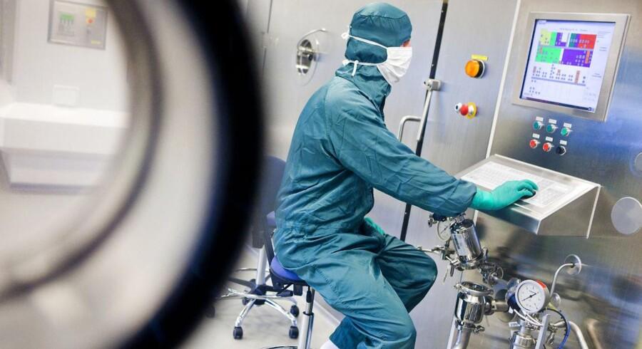 På Novo Nordisks fabrik i Kalundborg, der producerer insulin, er der lige nu 100 ledige akademiske stillinger.