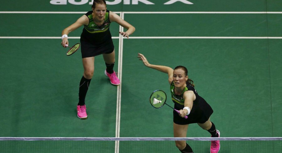Kamilla Rytter Juhl og Christinna Pedersen havde før lørdagens kamp mødt Misaki Matsutomo og Ayaka Takahashi 16 gange tidligere i karrieren med seks sejre til danskerne og ti til japanerne som resultat.