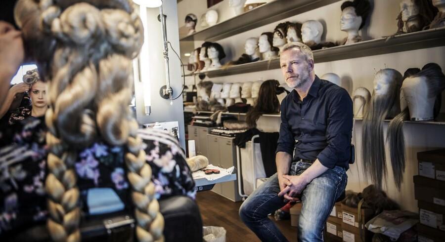 Det kongelige teaters skuespilchef Morten Kirkskov - satser på ensemblet.
