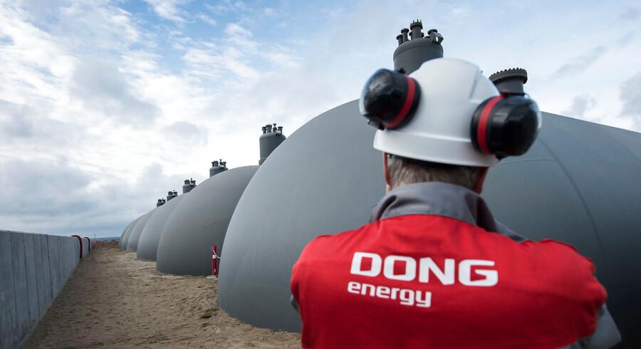 Finansministeriet negligerede interne beregninger, som viste, at DONG Energy kunne øge sin værdi med 50 milliarder kroner ved at satse på havvindmølleparker. Det viser lækkede dokumenter fra salget af dele af DONG Energy. (Arkivfoto: Claus Fisker)