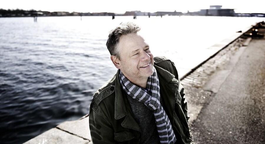 Formand for Løgismose Jacob Grønlykke er tilfreds med regnskabet for 2012, hvor han ser en organisk vækst over hele linjen af koncernens datterselskaber.