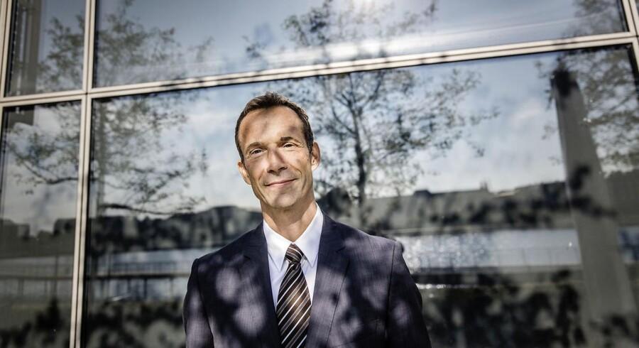 Jens Due Olsen. Arkivfoto.