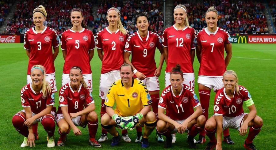 Danmark møder på torsdag Østrigs EM-debutanter i semifinalen.