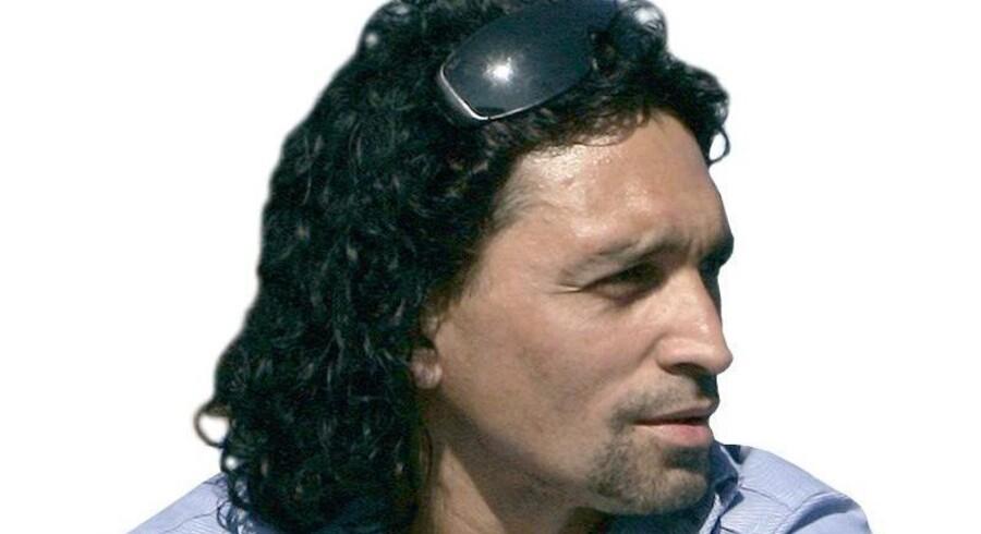 Ricardo Budrovich Romo, pårørende til den frigivne kaptajn Eddy Lopéz