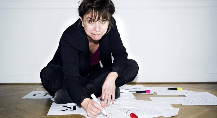 Forfatter Susanne Staun sparker med sin nye bog til debatten om sprogkorrekthed.