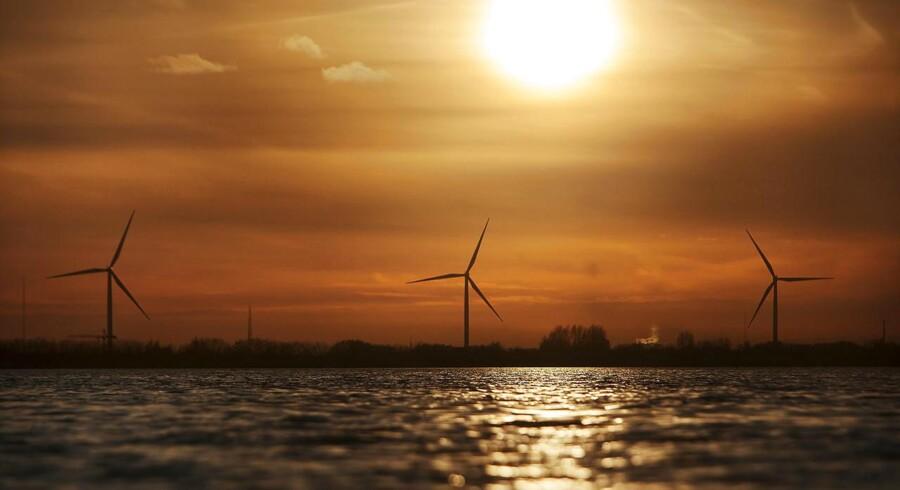 Det ser lyst ud for Danmarks klimaindsats frem mod 2020, viser en ny fremskrivning fra Energistyrelsen - der dog understreger, at der er en vis usikkerhed ved beregningerne. Arkivfoto: Kasper Palsnov