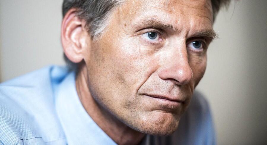 Dansk økonomi vil blive ramt af det britisk nej, lyder det fra Danske Banks topchef Thomas F. Borgen.