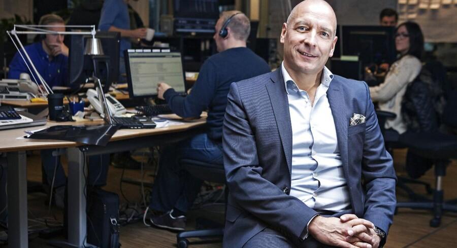 Stefan Kercza, den danske koncerndirektør for Eniro, skal til at samarbejde med en helt ny bestyrelse. Arkivfoto: Jonas Skovbjerg Fogh, Scanpix