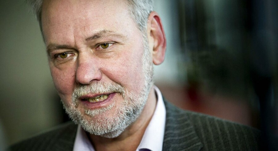 Formand for FOA Dennis Kristensen. Arkivfoto: Torkil Adsersen