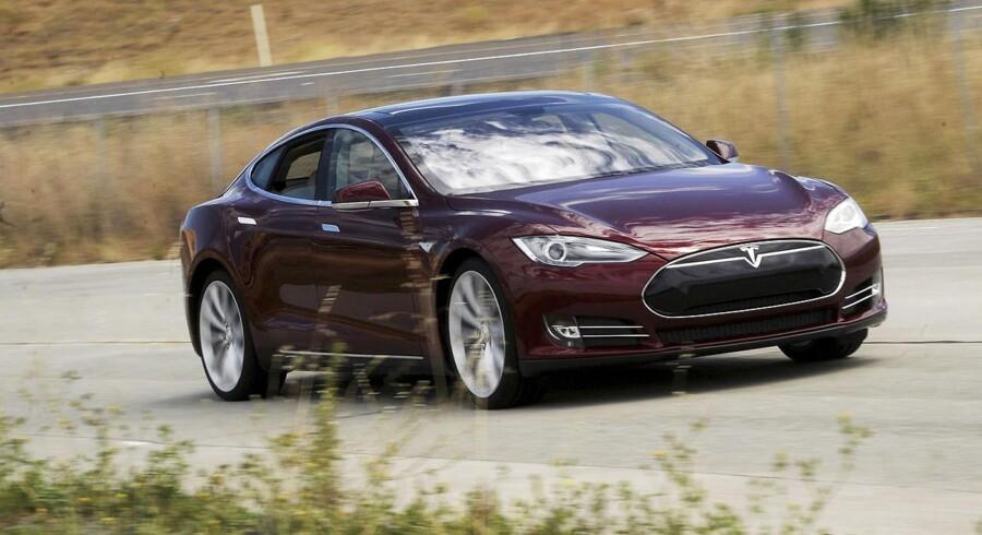 Det er især takket være Teslas Model S Electric Sedan at elbilproducenten har øget bundlinjen, og nu efter ti års hårdt arbejde kan præsentere et millionoverskud i første kvartal af 2013.