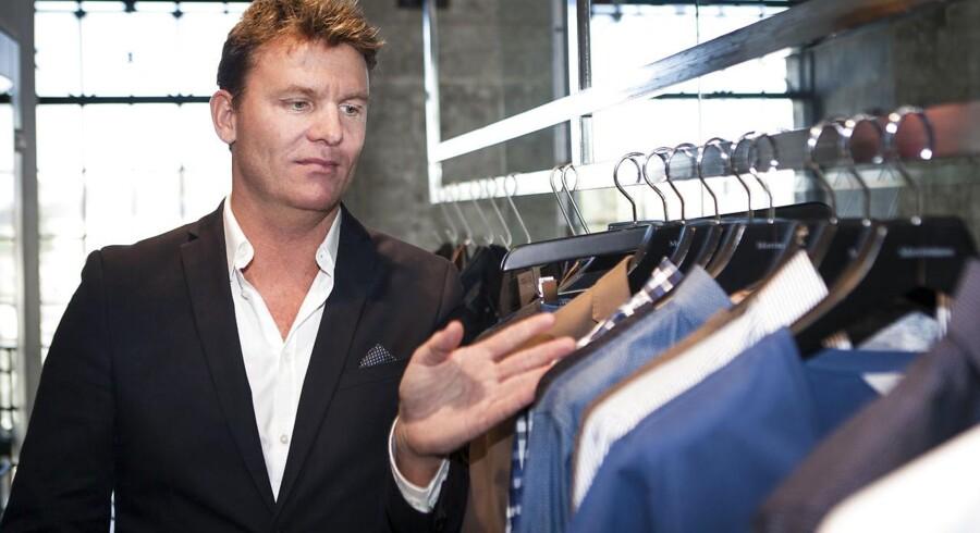 Direktør i DK Company Jens Poulsen har købt en større mængde aktier tilbage fra IC Companys.