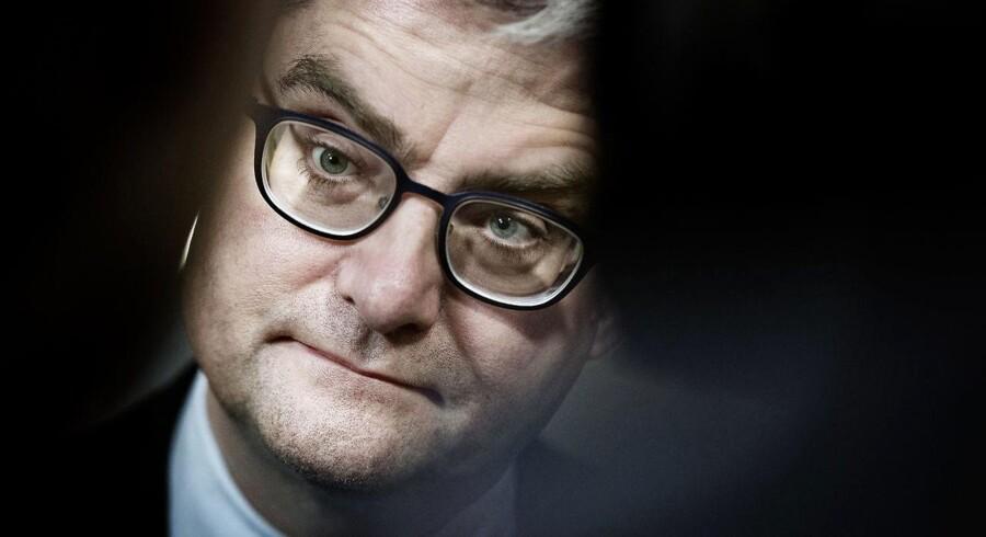 Justitsminister Søren Pind (V)