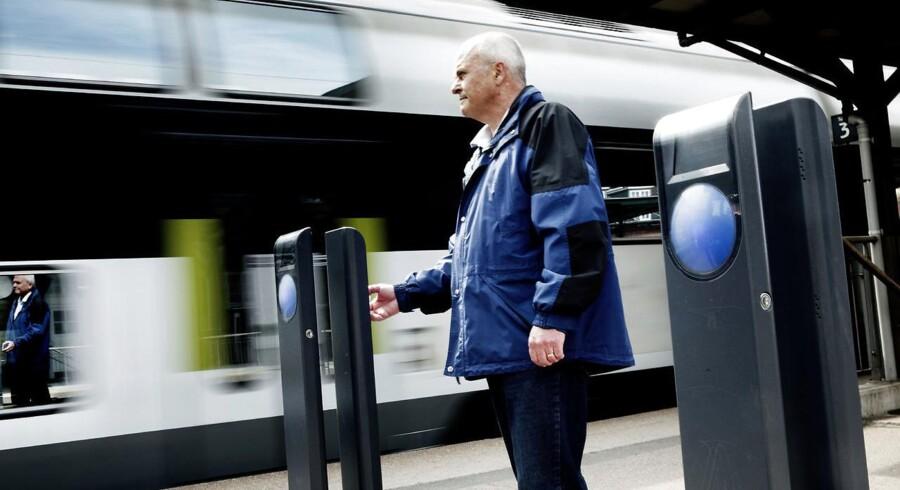 ARKIVFOTO. Trafikselskaberne er som konsekvens i gang med at undersøge, om de kan tilbyde en ny og mere turistvenlig udgave af Rejsekortet.