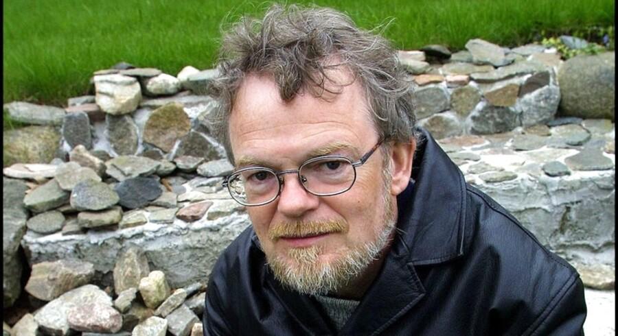 Forfatter Per Gammelgaard er aktuel med romanen »Englekrøller«, som omhandler hovedpersonen Tobias lever på et indædt had til verden.
