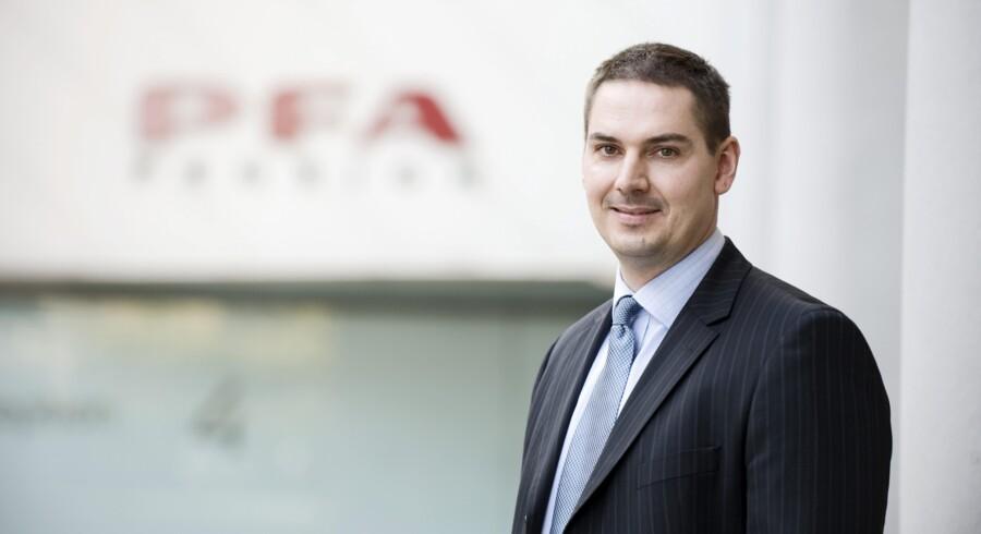 Jesper Langmach, direktør og aktiechef i PFA og 7 andre eksperter udtaler sig her om handlen med virksomheder.