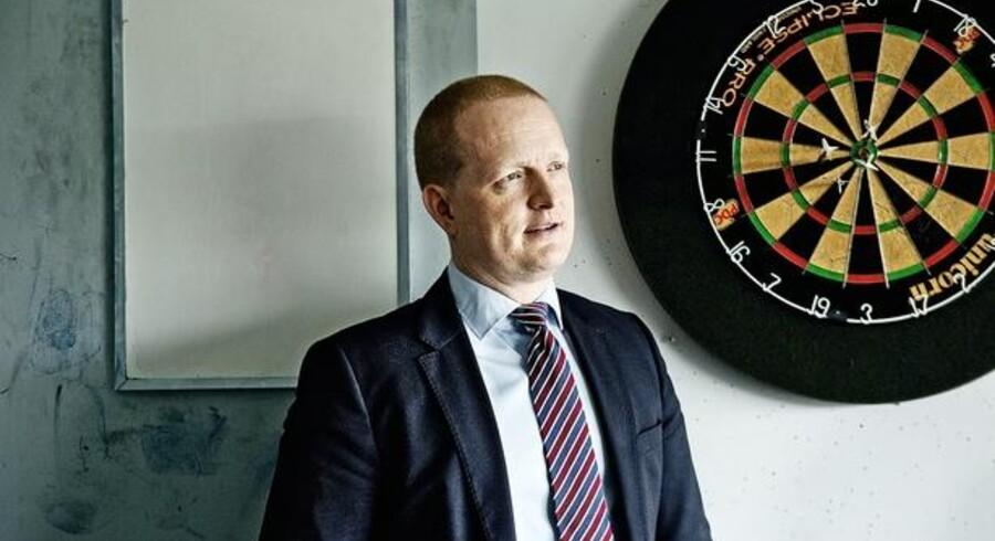 Sune Schackenfeldt, salgsdirektør i PFA.