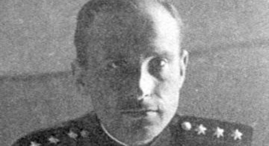 Aleksandras Lileikis (billedet) var en af de mange nazister, der blev hyret af USA efter Anden Verdenskrig. Han arbejdede ifølge New York Times for CIA. Foto: Justitsministeriet i USA.