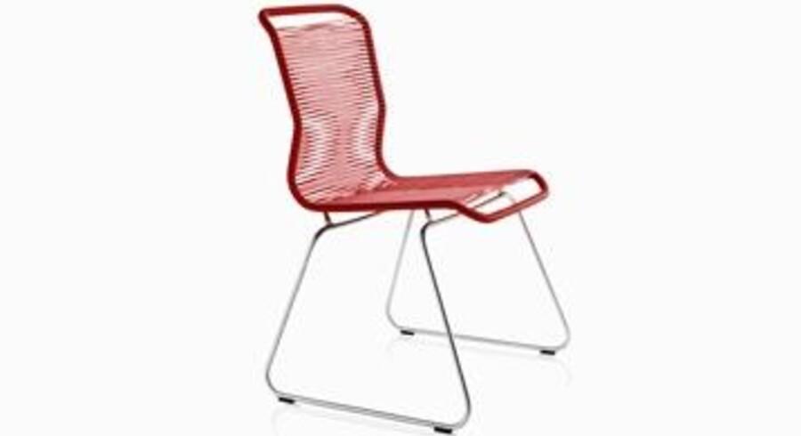 Denne stol vil fremover hedde Panton One, efter at forlystelsesparken Tivoli fredag fik Højesterets ord for, at Montana ikke må kalde den Tivoli-stolen.