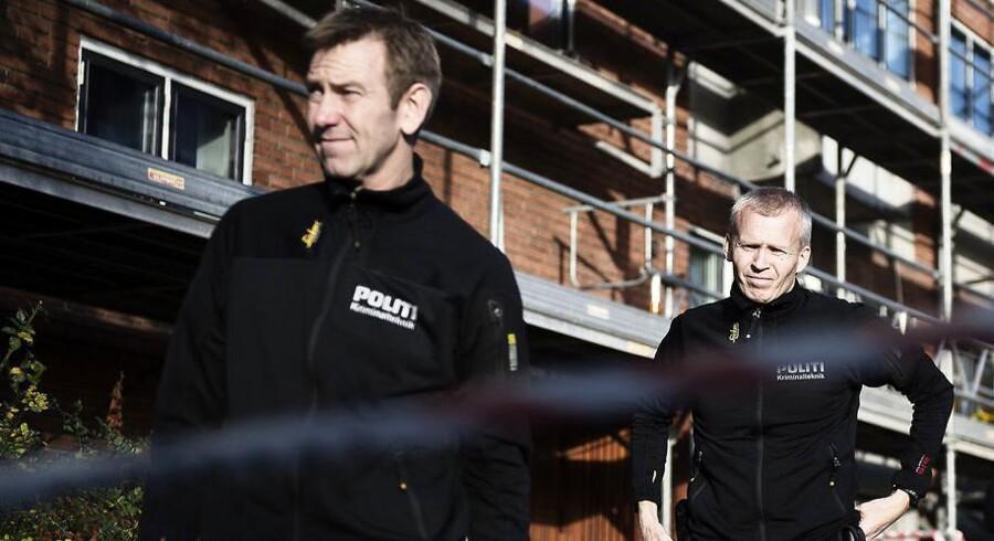Arkivfoto: Der var tale om decideret likvidering, da tre unge mænd blev dræbt i en lejlighed på Frederiksberg i november. Nu har politiet anholdt en større gruppe personer, som angiveligt var i færd med at planlægge en hævnaktion.