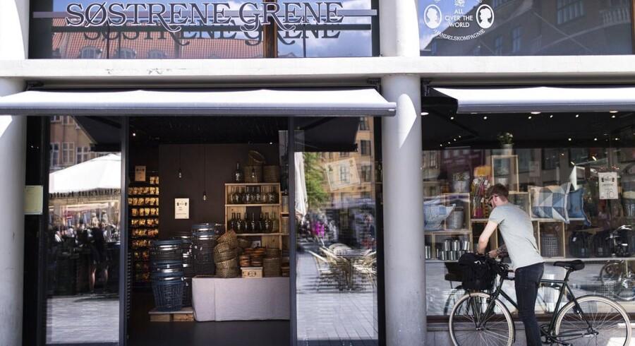 Der findes i dag 89 Søstrene Grene butikker i otte forskellige lande. I løbet af september og oktober planlægger kæden at åbne 12 nye butikker på fem forskellige markeder. Foto: David Leth Williams