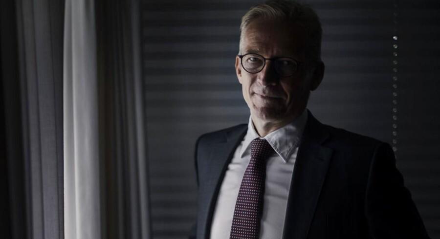Lundbecks bestyrelsesformand siden 2013, Håkan Björklund, stopper i medicinalselskabet. Som ny formand peger bestyrelsen på Lars Rasmussen, der er mest kendt som øverste direktør i Coloplast. Arkivfoto.