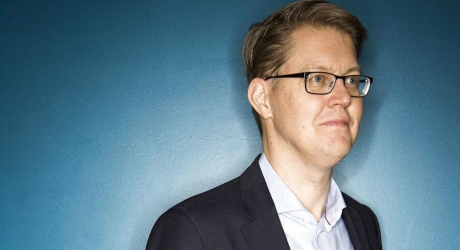 Rockwools direktør, Jens Birgersson, er optimistisk trods investorernes lukne modtagelse af virksomhedens vækstprognoser.