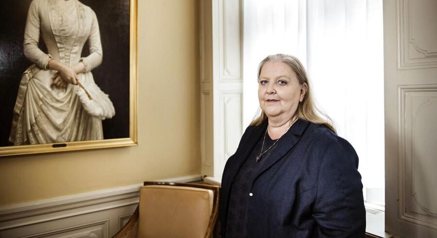 Lisbeth Knudsen.