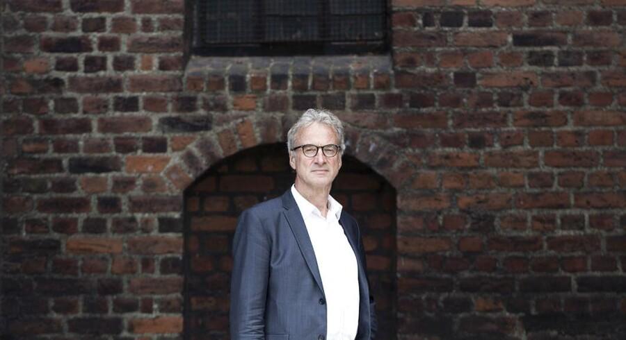 ARKIVFOTO: Jens Chr. Hansen