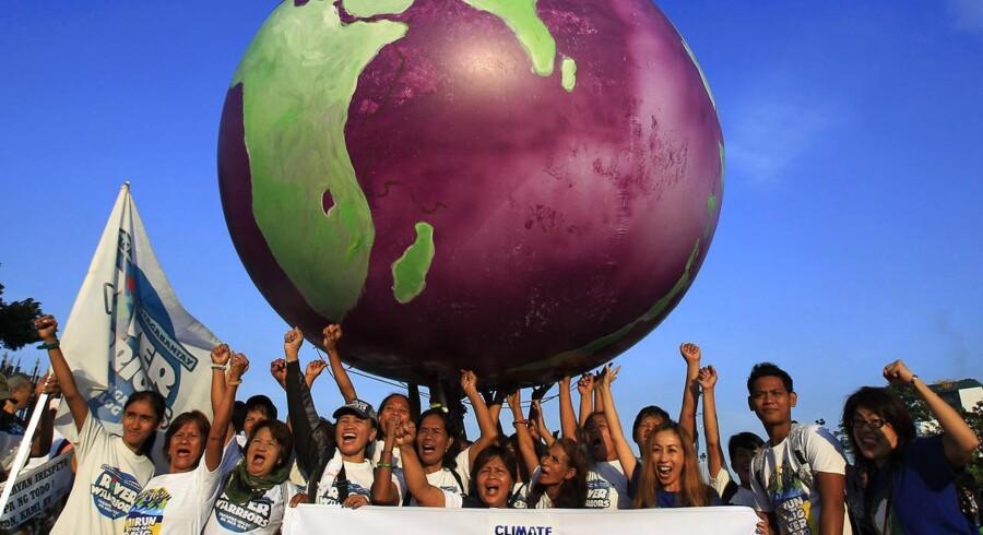 På mandag fortsætter klimaforhandlingerne i Perus hovedstad Lima.