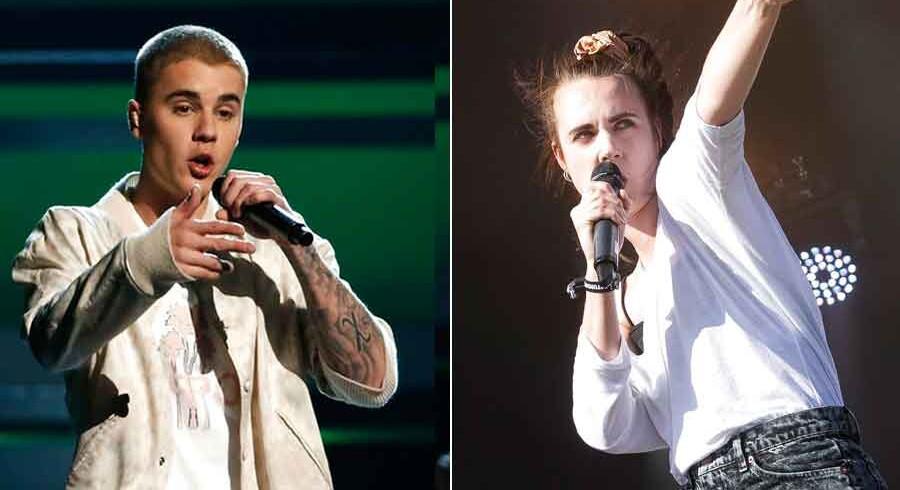 Hør den nye single med Justin Bieber og Mø i bunden af artiklen.