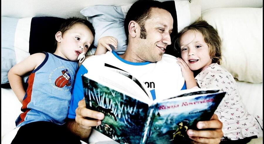 Børnebøgerne »Bare en ond drøm«, »Onkel Rejes (sø)røverhistorier« og »Mareridtsfabrikken og andre rædsler« er tre gode vejvisere ud ad drømmenes mørke stier.