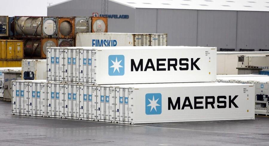 Maersk Oil.