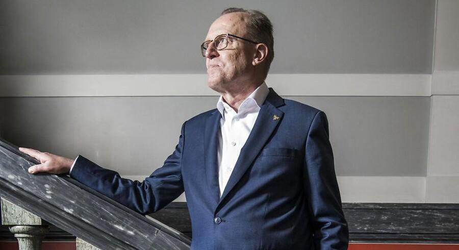 Professor, dr. scient. Flemming Besenbacher har været bestyrelsesformand for Carlsbergfondet og Carlsberg siden 2012. Hans attraktive pensionsordning har været til storvask i Erhvervsstyrelsen