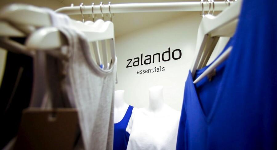 Zalando skuffede med lavere salgstal for første kvartal.