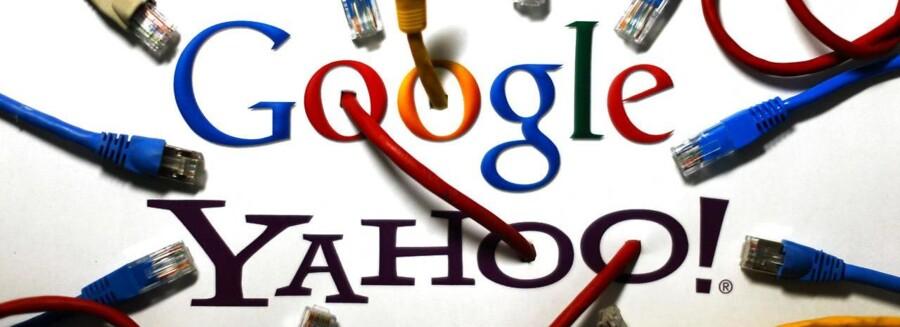 De seneste afsløringer af, at efterretningstjenesten har aflyttet intern kommunikation mellem Googles servere og mellem Yahoos servere, har for alvor fået teknologigiganterne til at skærpe sikkerheden og nu også gå sammen om at få stoppet den omfattende aflytning. Arkivfoto: Pawel Kopczynski, Reuters/Scanpix