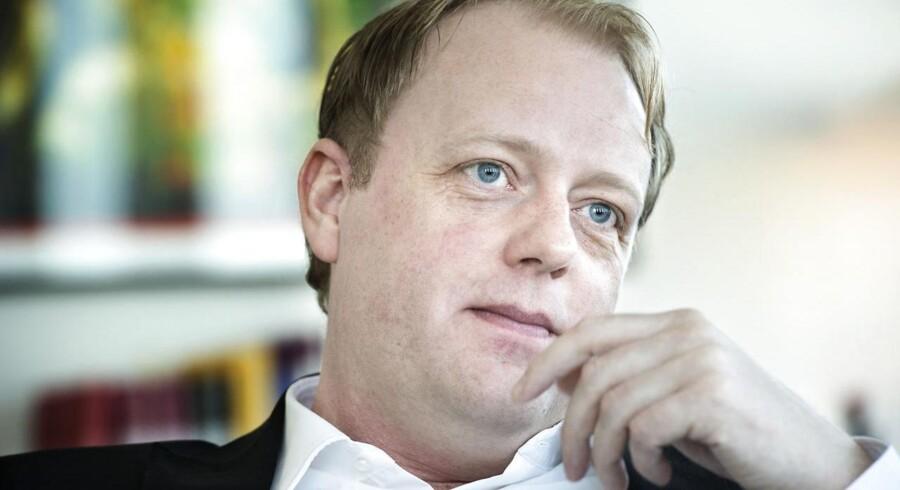 Chefen for Bagmandspolitiet, Morten Niels Jakobsen.